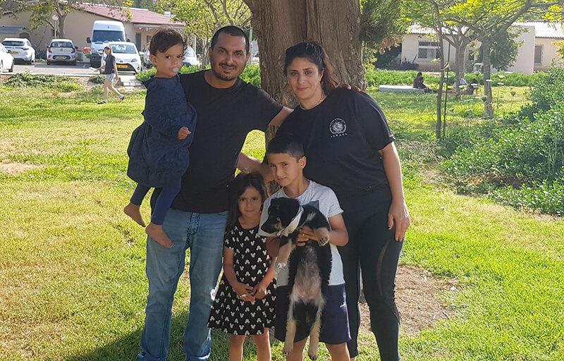 קיבוץ נחל עוז קולט משפחות לחברות מלאה